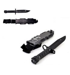 Dummy bayonet for M4/M16 series - Black