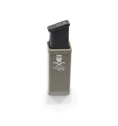 Warrior Polymer Mag 9mm - Dark Earth