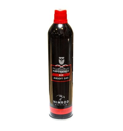 Nimrod - Professional Performance Red Gas 500ml