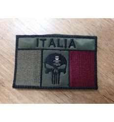 Patch Italia Punisher OD