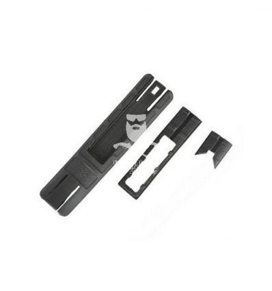 Grip Rail Cover Kit - Black
