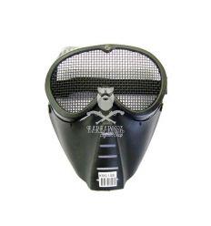 Maschera a rete Black