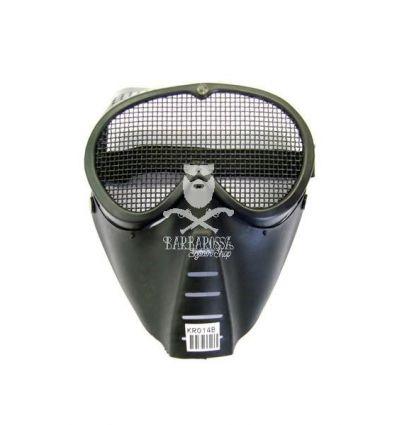 Maschera completa a rete