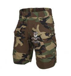 Urban Tactical Pants Shorts Woodland