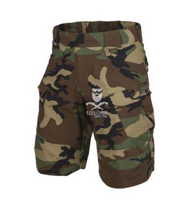 Urban Tactical Pants Shorts Woodland