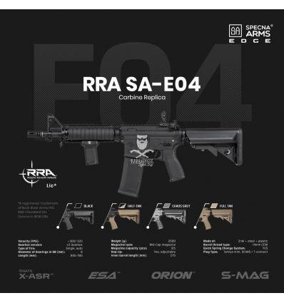Specna Arms RRA SA-E04 EDGE™ Carbine Replica - black - (SPE-01-023920)