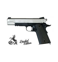 Colt 1911 Rail CO2 Bicolore