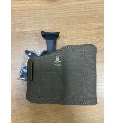 Warrior Universal Pistol Holster Ranger Green