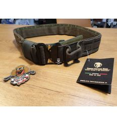 SR - Modular Shooting Belt Laser Cut - Ranger Green