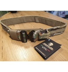 SR - Modular Shooting Belt Laser Cut - Multicam