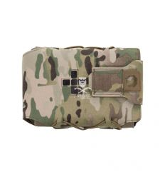 Warrior Laser Cut Large Horizontal Individual First AID Kit – MultiCam