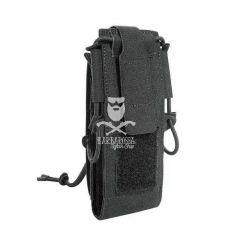 Tasmanian Tiger - Tasca Porta Radio Digi - Black