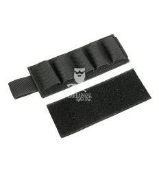 Porta Bossoli Velcrato da Fucile - Black
