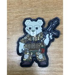 Patch Angry Bear