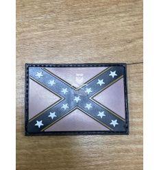 Patch 'Stati Confederati d'America' PVC