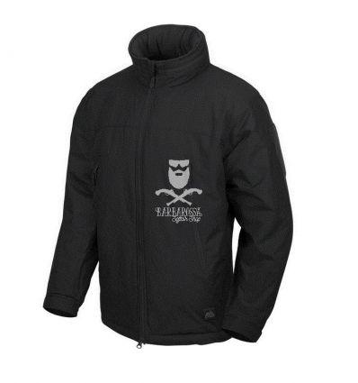 LEVEL 7 Lightweight Winter Jacket - Climashield® Apex 100g - Black