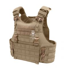 Warrior Quad Release Carrier Coyote Tan