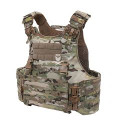 Warrior Quad Release Carrier Multicam