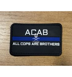 "Patch ""ACAB"" All Cops Are Brothers"
