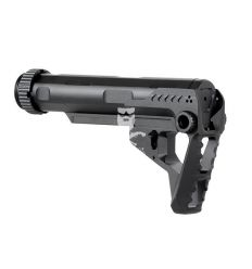 Calcio in Alluminio Skeletonized PDW - Black
