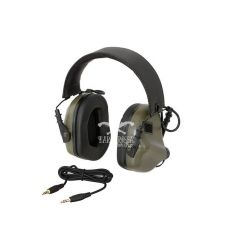 Earmor M31 Electronic Hearing Protector - OD