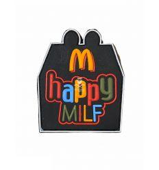 Patch Happy Milf PVC