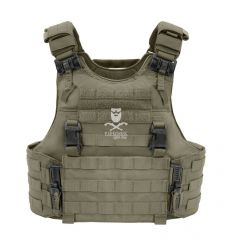 Warrior Quad Release Carrier Ranger Green