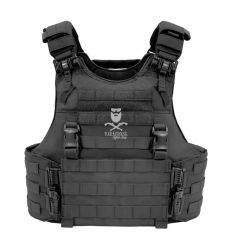 Warrior Quad Release Carrier Black
