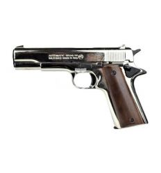 Bruni Pistola a Salve 96 Calibro 8mm - Nickel
