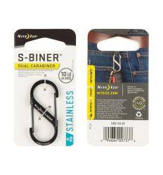 Nite Ize - S-Biner 2 - Black