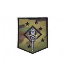 Patch MARSOC Marine Raider Stiletto - Multicam