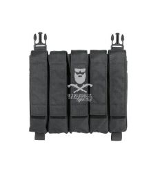 MP5/SMG Hybrid Mag Pouch - Black