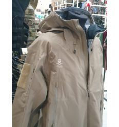 4-14 Rainwear Jacket - Coyote Tan (ATACAMA)