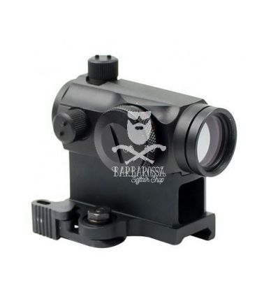 AIM Micro Dot T1 con QD e Hi Mount + Low Mount