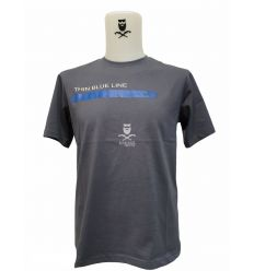 T-shirt Thin Blue Line Italy - Grey