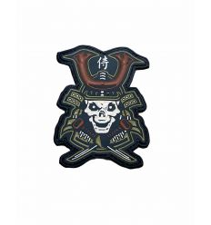 Patch Samurai Skull