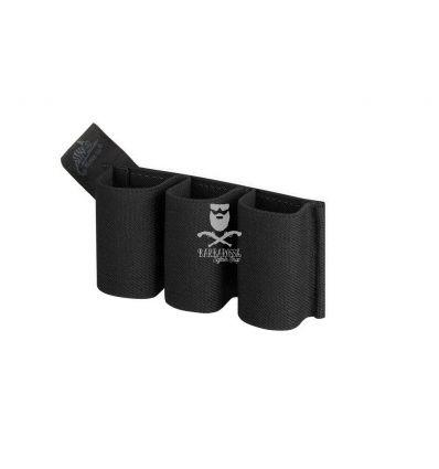 Triple Elastic Insert® - Polyester - Black