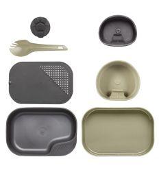 BUSHCRAFT - Wildo CAMP-A-BOX® Complete - Khaki/Grey