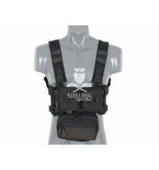 Micro MK3 Chest Rig - Black