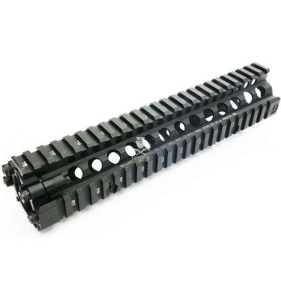 "Madbull Daniel Defense MK18 Ris II 9.5"" Handguard Rail - Black"