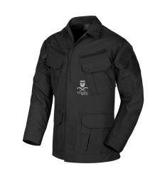 SFU NEXT® Shirt - PolyCotton Ripstop - Black