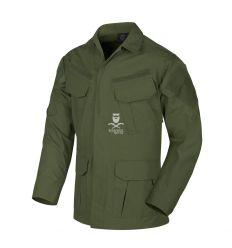 SFU NEXT® Shirt - PolyCotton Ripstop - Olive Green