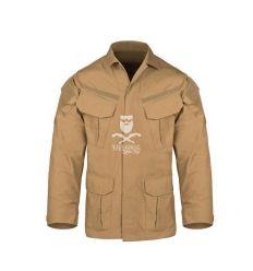 SFU NEXT® Shirt - PolyCotton Ripstop - Coyote