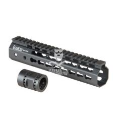 "ARES 9"" Handguard Set for Keymod System - Black"