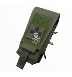 Pull Up IFAK Laser Cut - Ranger Green