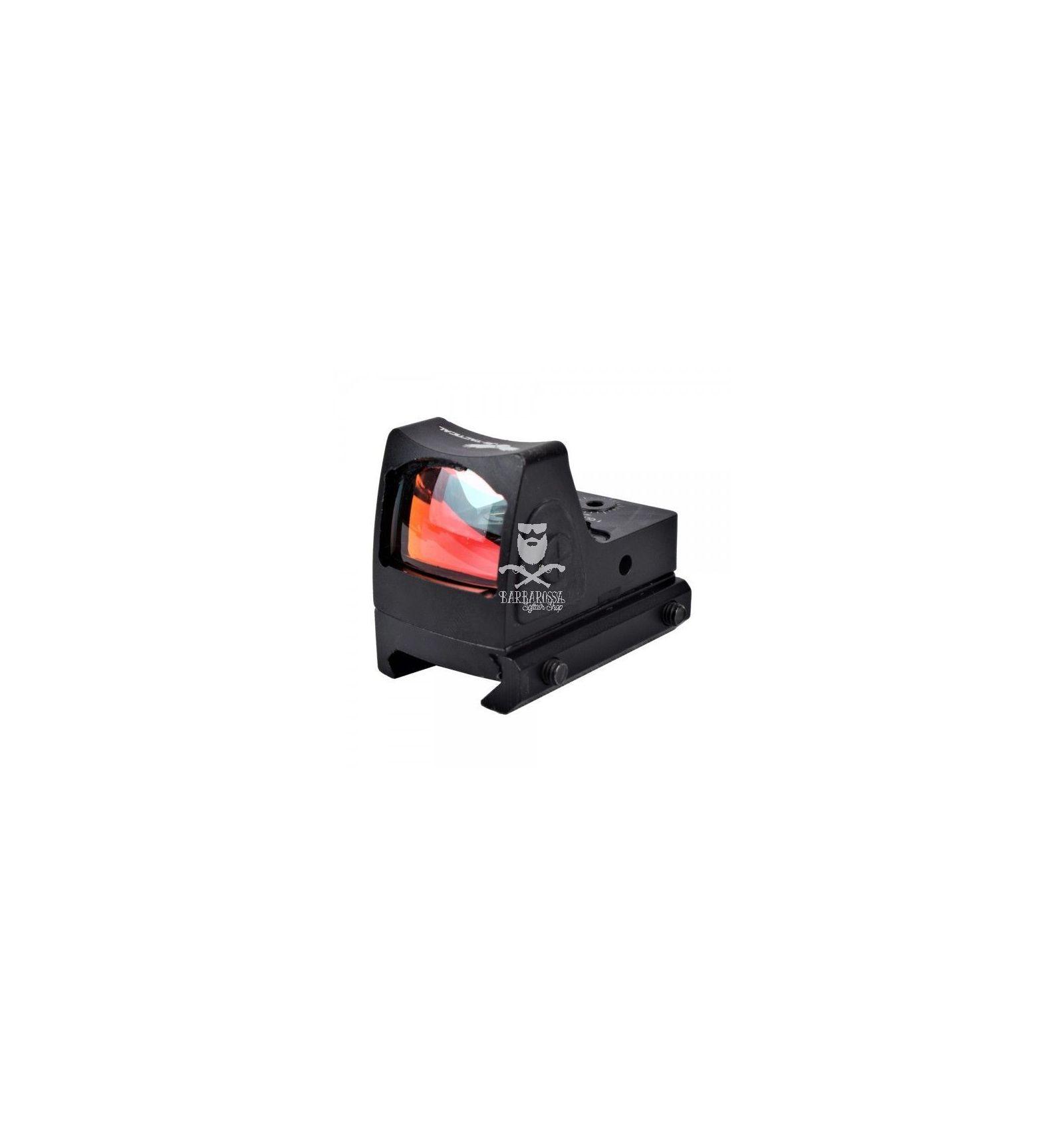 JS-Tactical Mini Red Dot - Black