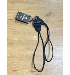 Sling Cord Connection - Black