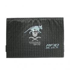 Tasmanian Tiger - Porta Card/ID RFID Block - Black