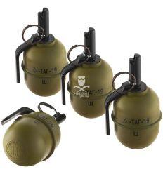 Airsoft Pyrotechnics TAG-19 Hand Grenade (Box da 6 Pezzi)