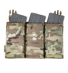 Warrior Laser Cut Detachable Triple Snap Mag Panel – Multicam
